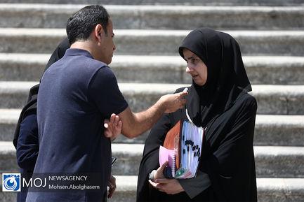 حاشیه جلسه هیات دولت - ۹ مرداد ۱۳۹۸