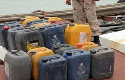 کشف بیش از ۶ هزار لیتر سوخت قاچاق در گیلانغرب