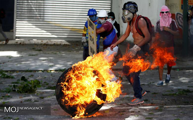 آمریکا: همه پرسی ونزوئلا را تلافی میکنیم