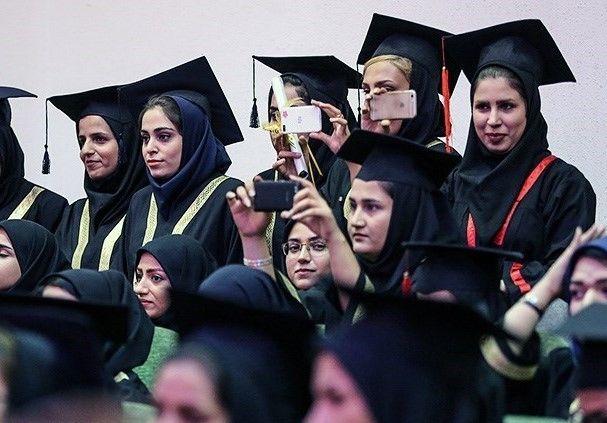 برگزاری جشن دانشآموختگی معلمان دانشگاه فرهنگیان درگرگان