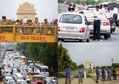 هشدار حمله تروریستی در هند/دهلی نو به حالت آماده باش در آمد