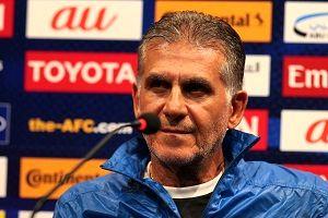 تبریک سرمربی تیم ملی ایران به رونالدو و زیدان