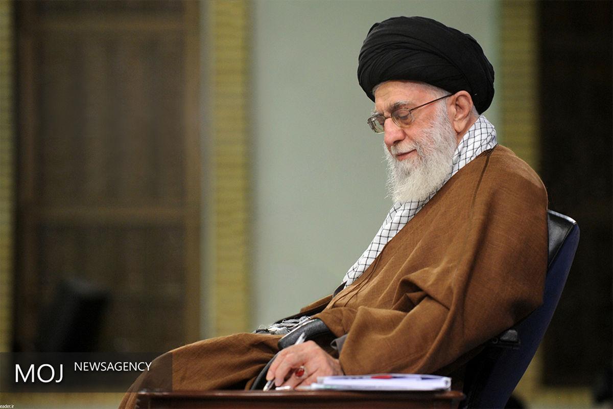 رهبر انقلاب درگذشت حجت الاسلام جعفری  را تسلیت گفتند