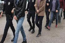ترکیه 17 شهروند خارجی را به اتهام ارتباط با داعش بازداشت کرد
