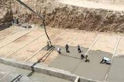 احداث ایستگاه پمپاژسایت مخزن جمع آوری شهر یزد