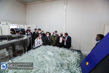 افتتاح خط تولید تصفیه روغن های خوراکی در رودبار