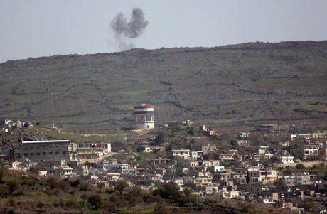 رژیم صهیونیستی بخشهایی از جولان اشغالی را منطقه بسته نظامی اعلام کرد