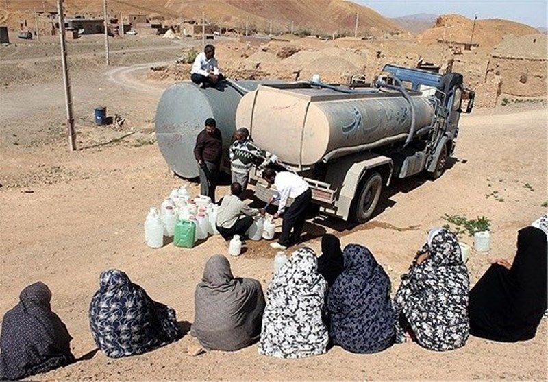 آبرسانی سیار در 135 روستا در کرمانشاه