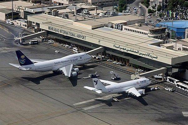 بیش از ۱۰ پروژه فرودگاهی با حضور رئیس مجلس و وزیر راه افتتاح شد