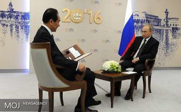 پوتین از بررسی برنامه عضویت ایران و کشورهای دیگر در سازمان همکاری شانگهای خبر داد