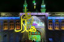 برپایی سفره هزار نفری افطار در امامزاده هلال بن علی(ع) آران و بیدگل