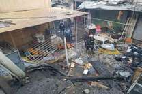 سقف چوبی بازار زرگرها تهدیدی جدی برای امنیت این مکان قدیمی است