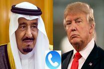 رایزنی ترامپ با عربستان درباره قیمت نفت