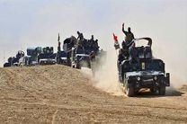 عملیاتهای جدید ارتش عراق علیه آخرین مقرهای داعش