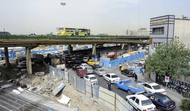 مسیرهای جایگزین پل گیشا کدامند؟