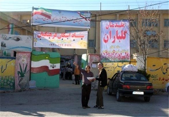 تجهیز مراکز اسکان موقت مسافران تابستانی