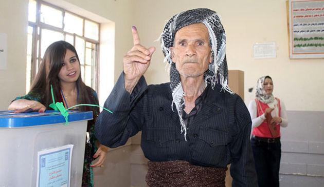 برگزاری انتخابات در اقلیم کردستان تعلیق شد