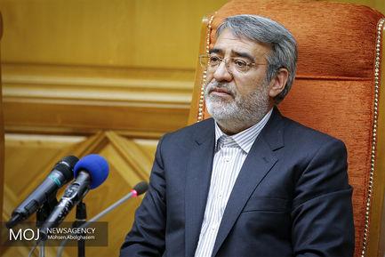 دیدار وزرای کشور ایران وترکیه / رحمانی فضلی