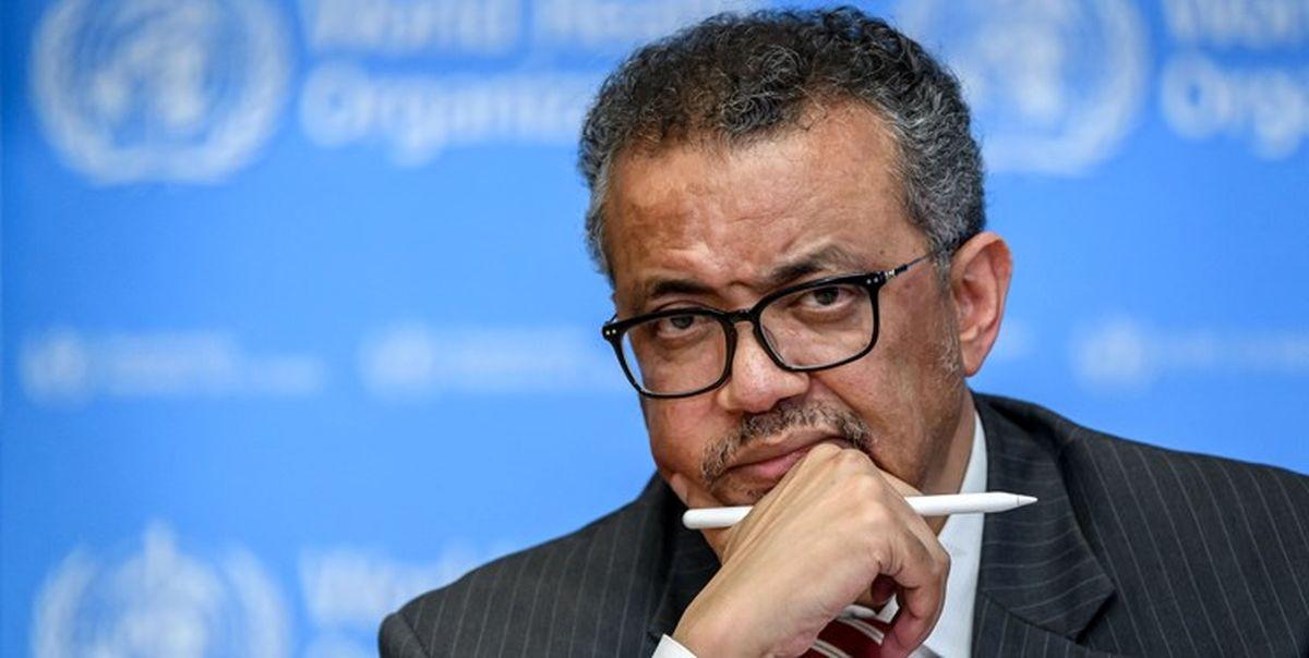 رئیس سازمان جهانی بهداشت خود را قرنطینه کرد