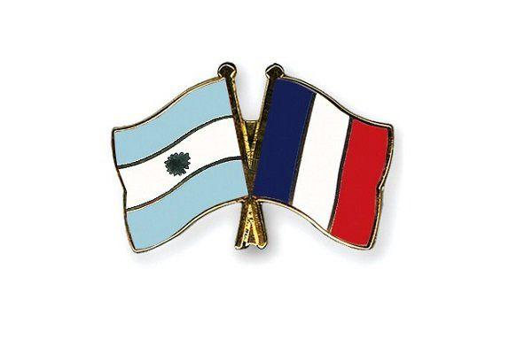 ساعت بازی فرانسه و آرژانتین در مرحله یک هشتم نهایی جام جهانی