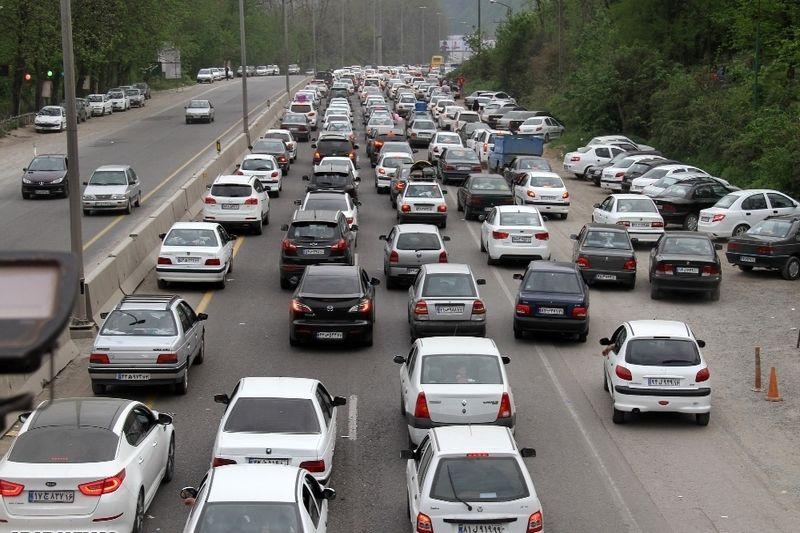 آخرین وضعیت جوی و ترافیکی راههای کشور در بیستم آبان ماه