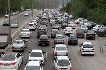 وضعیت جوی و ترافیکی جادهها در 19 خرداد اعلام شد