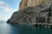 استاندار خوزستان از سد های کرخه و دز بازدید کرد