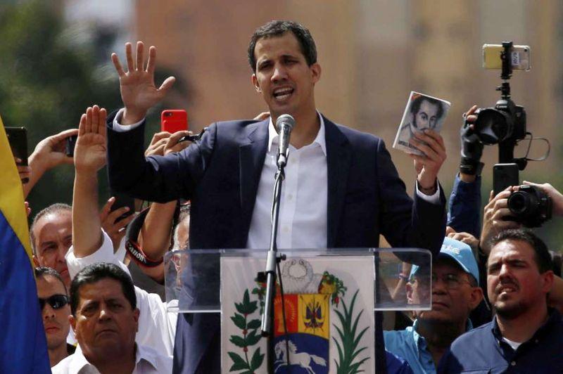 هشدار گوایدو به ارتش ونزوئلا