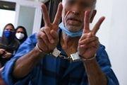 اکبر خرمدین به سرطان پیشرفته مبتلا است/ اکبر باید قبل از مرگ طبیعی اعدام شود