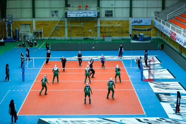 توضیح فدراسیون والیبال در مورد محرومیت سه دختر والیبالیست