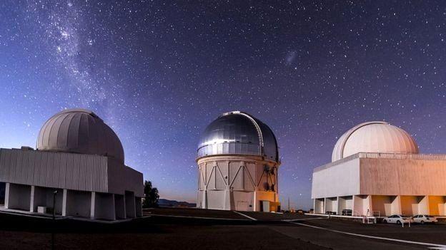 ترسیم بزرگترین نقشه پراکندگی ماده تاریک در عالم هستی