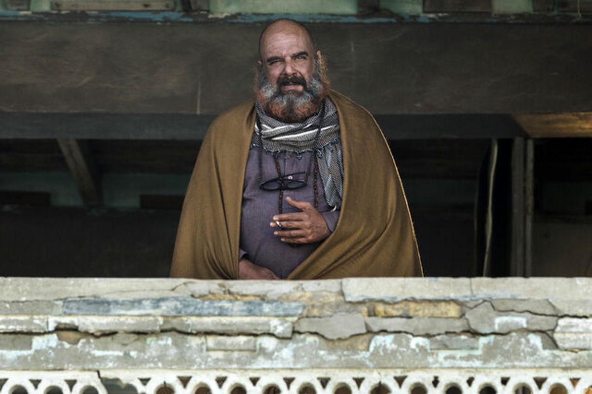 گریم متفاوت هومن برق نورد در فیلم سینمایی «لیپار»