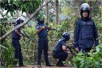عامل انتحاری در نزدیکی مقر نظامی در بنگلادش خود را منفجر کرد
