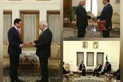 استوارنامه سفیر جدید چین به ظریف تقدیم شد
