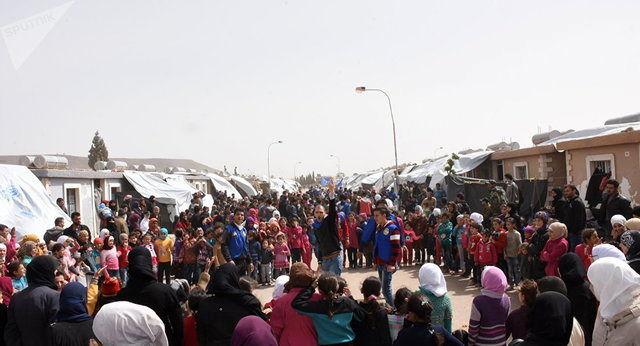 بازگشت بیش از 6 هزار آواره سوریه به غوطه شرقی