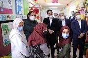 مشارکت بانک رفاه کارگران در پویش مردمی حمایت از آموزش رایگان کودکان کار