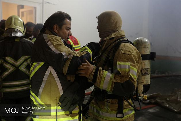 اعلام ایستایی ساختمان برق وزارت نیرو تا 24 ساعت آینده