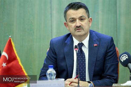 هفتمین نشست کمیته راهبری همکاریهای کشاورزی ایران و ترکیه