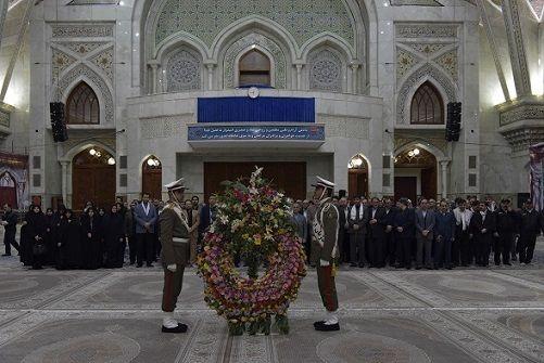تجدید میثاق بانک قرض الحسنه مهر ایران با آرمان های انقلاب و امام راحل(ره)