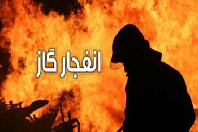۱۳ مجروح به دنبال انفجار گاز در آمل