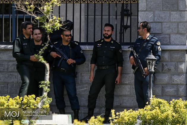 دستگیری دو عامل مرتبط با حوادث تروریستی تهران در کرمانشاه