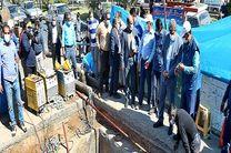 اقدام به موقع آبفای استان از بروز بحران در شهر جلوگیری کرد