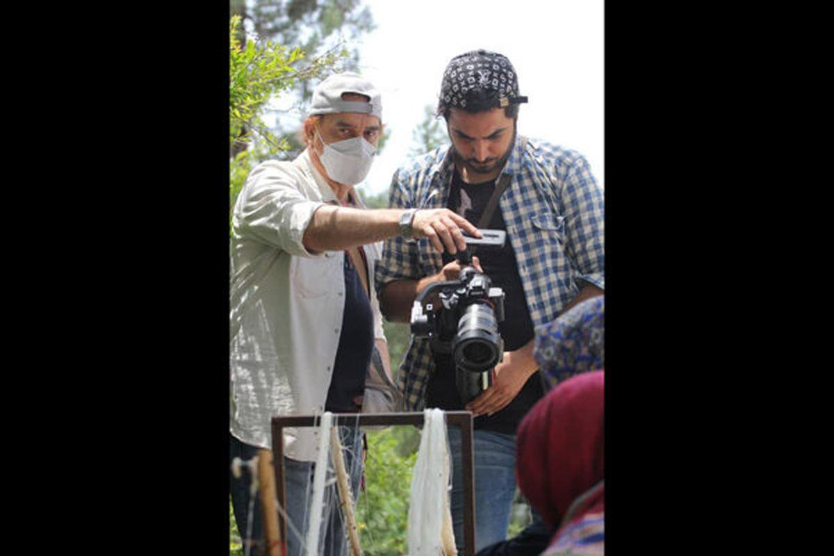 تصویربرداری مستند «آماندا» در جاده ریلی ابریشم ادامه دارد