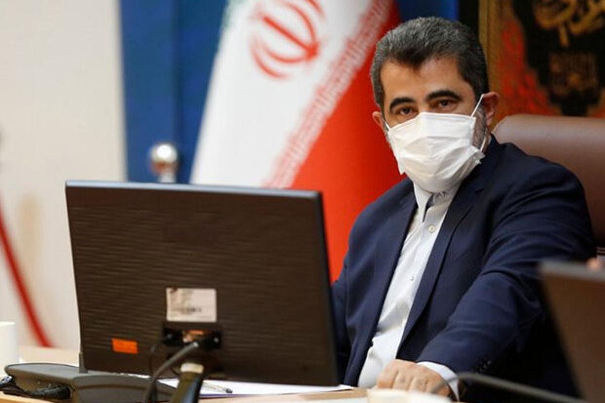 اطلاع رسانی مصوبات ستاد ملی منحصرا توسط سخنگوی ستاد