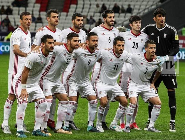 نخستین تمرین تیم ملی فوتبال ایران در سال جدید برگزار شد