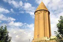 بنای برج قابوس، بزرگترین بنای تمدن اسلام است/ مرکز پایش هوشمند بنای برج جهانی قابوس کلید خورد