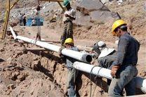 بهره مندی بیش از 400 خانوار روستایی از نعمت گاز در پارس آباد