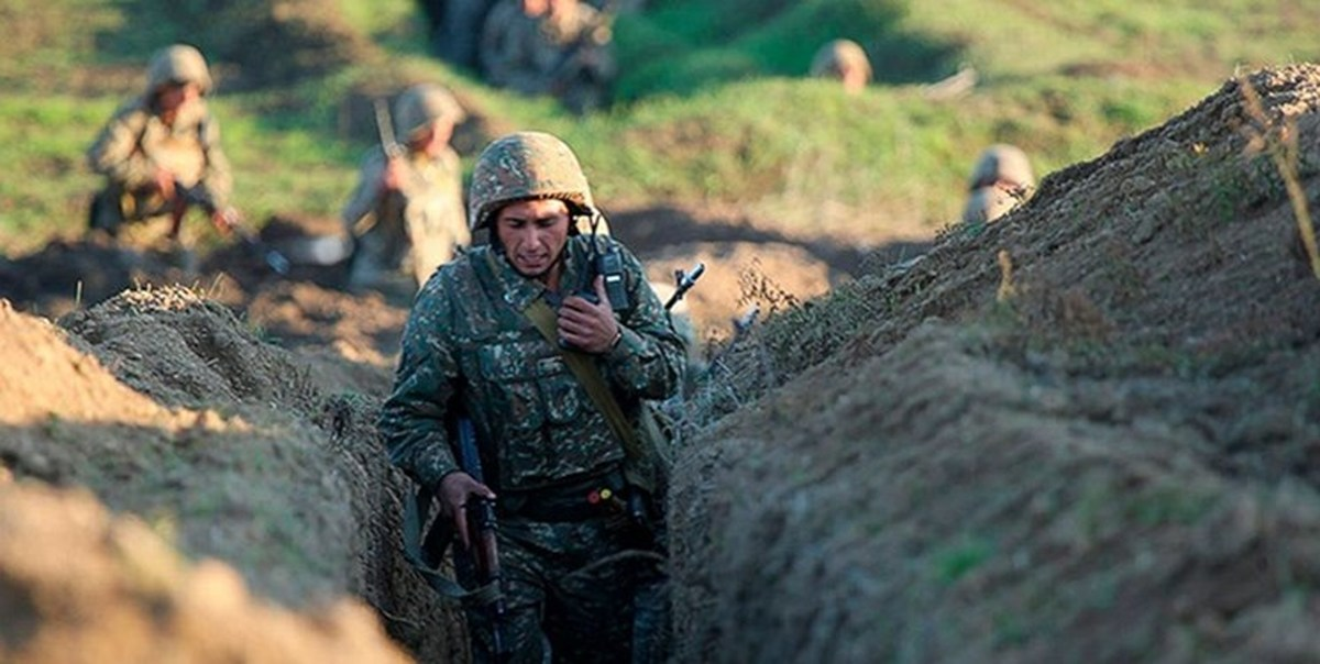 نقض آتش بس در مناطق مرزی جمهوری آذربایجان و ارمنستان