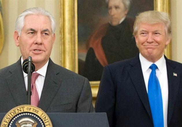 مایک پمپئو رئیس سازمان اطلاعات مرکزی آمریکا (سیا) جایگزین تیلرسون شد