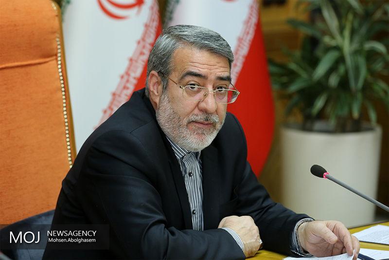 وزیر کشور به خوزستان سفر می کند